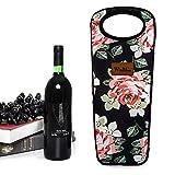 winmax Tragetasche für eine Flasche, Weintasche, Kühltasche, Sommer-Weintasche, Kühlfach, hält Wein gekühlt, für Bier, Babyflasche, Dosen, Getränke.