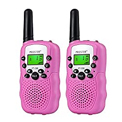 Call Alert --- 10 selectable tones for Call alert makes the radio more interesting. Auto Squelch --- Provides good sound quality with adjustable sound volume. LCD Backlit Display --- Shows the battery level, advising you to change the batteries. Auto...