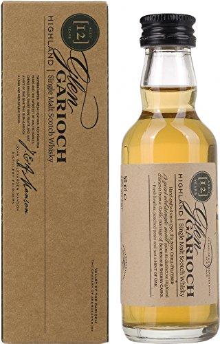 Glen Garioch 12 Years Old mit Geschenkverpackung  Whisky (1 x 0.05 l)