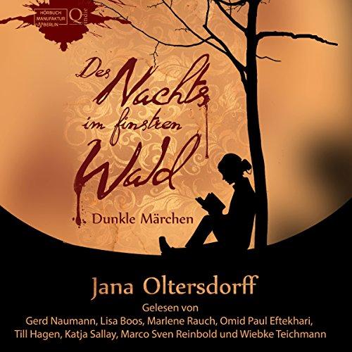 Des Nachts im finstren Wald Titelbild
