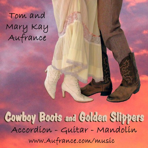 Cowboy Boots and Golden Slippers