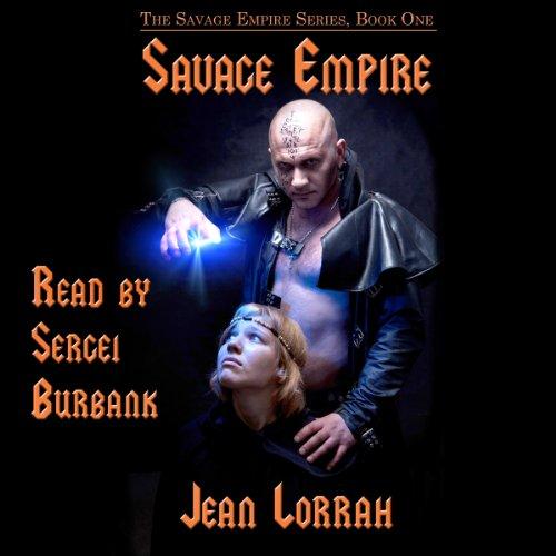 Couverture de Savage Empire