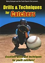 Baseball Coaching:Drills & Techniques for Catchers