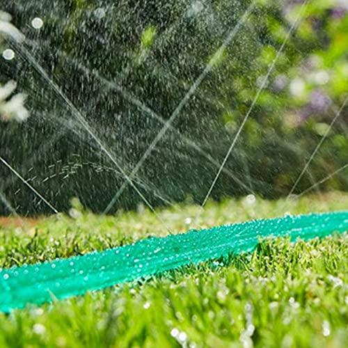 Garden Porous Soaker Hose / Hosepipe Leaky Outdoor Green Garden Or Flower...