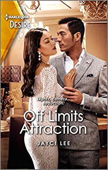 Off Limits Attraction: A worklace enemies to lovers romance (The Heirs of Hansol Book 3) by [Jayci Lee]