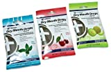 Miradent Dry Mouth Drops - Assorted Flavors - 2 oz - Case of 12 by HAGER PHARMA