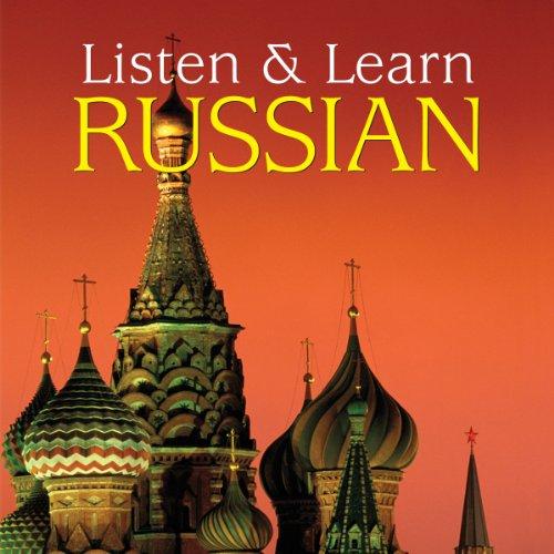 Listen & Learn Russian cover art