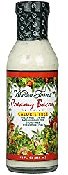 Waldon farm's creamy bacon dressing