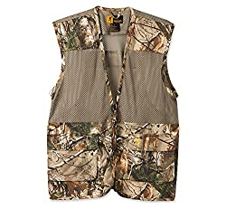 commercial Browning Upland Dove Vest, Realtree Xtra, Large dove hunting vests