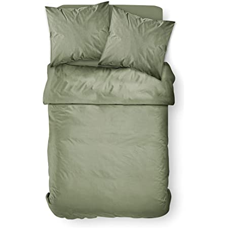TODAY Relax Parures de lit, Vert, 220x240cm