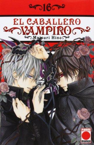 El Caballero Vampiro 16 (Manga - Caballero Vampiro)