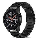 Tasikar Compatible con Correa Samsung Galaxy Watch 4/Huawei Watch GT2 42mm, 20mm Correas de Reloj de Acero Inoxidable Pulseras de...