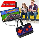 Best Kids Plug And Play Video Games - Funderdome Retro Mini Arcade Game Portable Gaming Console Review