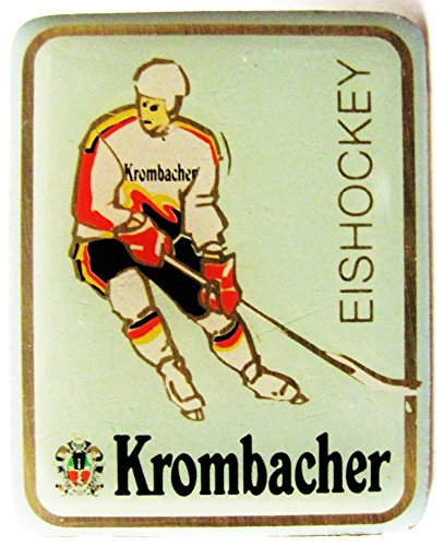 Krombacher - Eishockey - Pin 30 x 24 mm