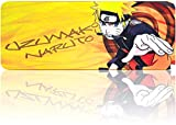 Naruto Mouse Pad Large Extended Gaming Anime Mousepad,Non-Slip Water-Resistant Rubber Base Mouse Mat (31.5