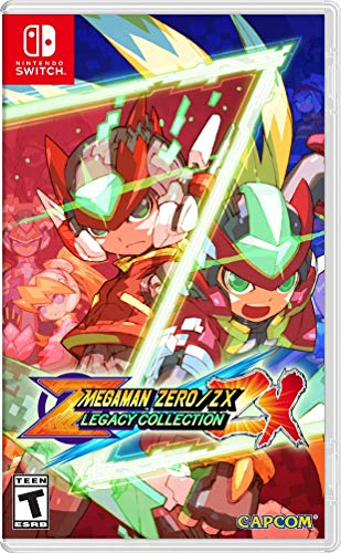 Mega Man Zero/ZX Legacy Collection for Nintendo Switch [USA]