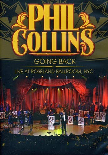 Price comparison product image Phil Collins- Going Back: Live at Roseland Ballroom NYC DVD
