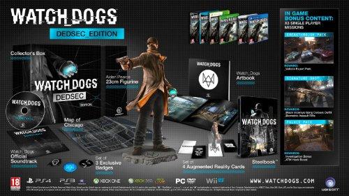 Watch Dogs Dedsec European Collectors Edition Playstation 4 PS4