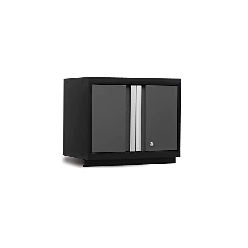 Incroyable NewAge Products 50000 Bold 3.0 Series Wall Cabinet, Gray