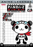 Panda Z: Anime Legends Complete Collection [DVD] [Import]