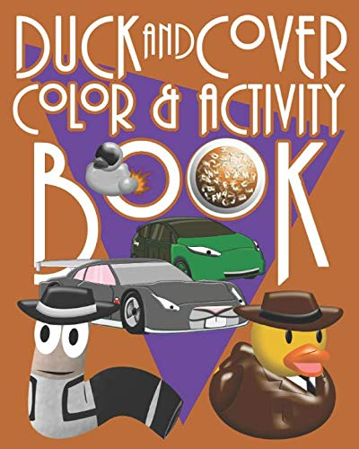 Duck and Cover Coloring and Activities