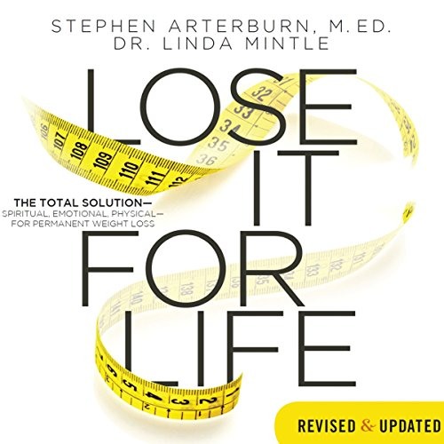 Lose It for Life audiobook cover art