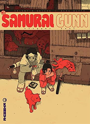 Couverture du livre Samurai Gunn : Trigger Soul - preview