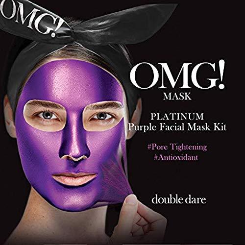 OMG! PLATINUM Collection Purple   Intensive Gesichtskur und Beautyanwendung (2x)