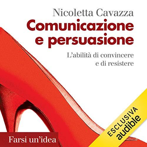 Comunicazione e persuasione copertina