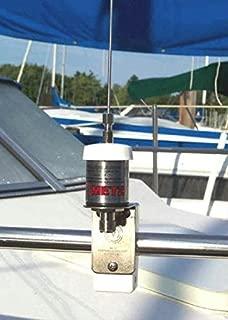 METZ COMMUNICATION CORP. Manta 6 VHF Marine Antenna with Bracket