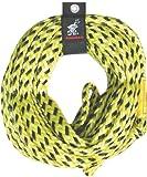 Airhead Tow Rope Remolque | 1-6 Rider Cuerda para Tubos remolcables, Unisex Adulto, Multicolor, 60'