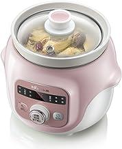 Bear-PowerPac Digital Slow Cooker with Ceramic pot 1.0L,(DDG-D10B1)