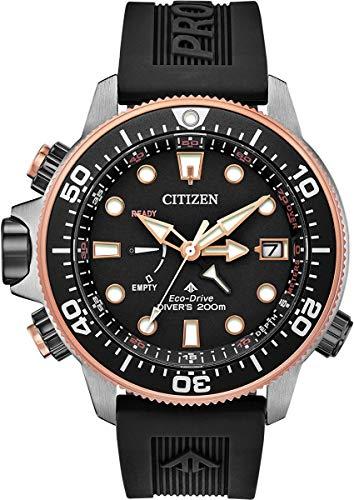 Citizen Herren Eco Drive 30th Anniversary Promaster Aqualand Taucheruhr BN2037-03E