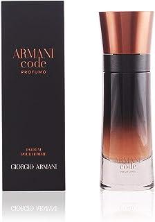 Giorgio Armani Code Profumo Parfum Spray for Men, 2.0 Ounce