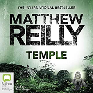 Temple                   By:                                                                                                                                 Matthew Reilly                               Narrated by:                                                                                                                                 Sean Mangan                      Length: 16 hrs and 26 mins     118 ratings     Overall 4.2