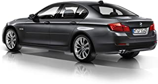 Dawn Enterprises FE-BMW5-F10 Finished End Body Side Molding Compatible with BMW 5 Series - Callisto Grey Metallic (B64)