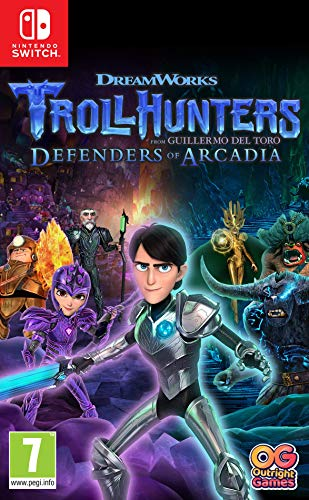 Troll Hunters Defenders Of Arcadia - Nintendo Switch [Edizione: Regno Unito]
