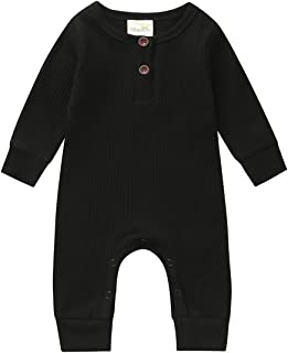 infant black romper