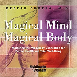 Magical Mind, Magical Body cover art