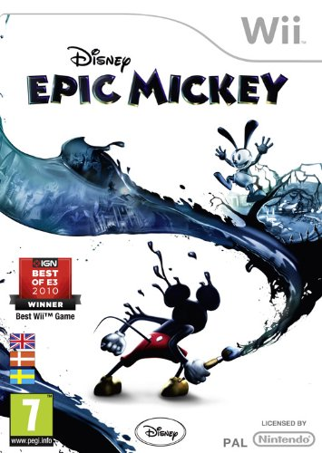 Epic Mickey Wii Ver. Portugal