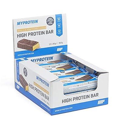 MyProtein Barras Bebidas Nutritivas