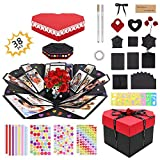 Gifort Caja Sorpresa, Caja de Regalo Creative Explosion Box para DIY Photo...