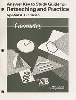 Best mcdougal geometry answers Reviews