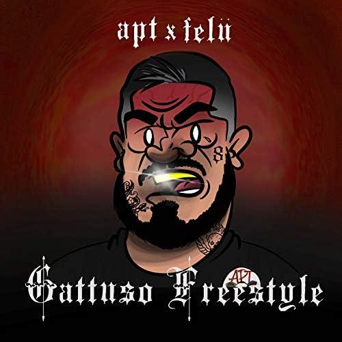 the APT feat. Cyflow, Kora, Mac Barren & Felü