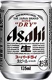 【ビール】アサヒ スーパードライ [ ビール 135ml×24本 ]