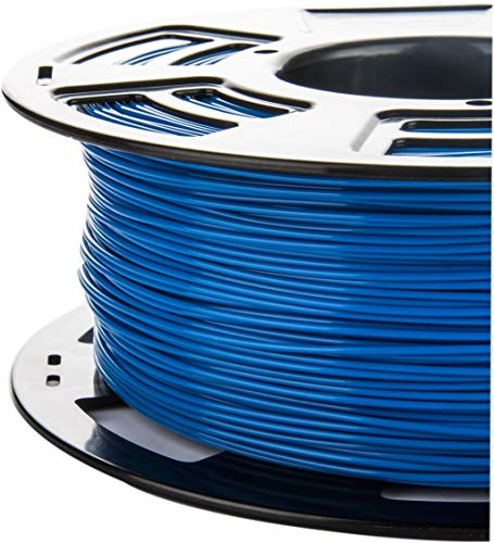 Stronghero3D PLA 3D Printer Filament Blue 1.75mm 1kg(2.2lbs) Accuracy +/-0.05mm for Ender3 Cr10 Anycubic