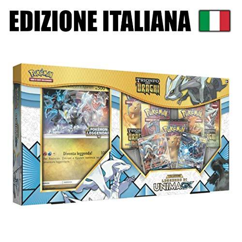 Pokémon- Set Trionfo dei Draghi, Colore Colorate, PK30960-ISINGPZ