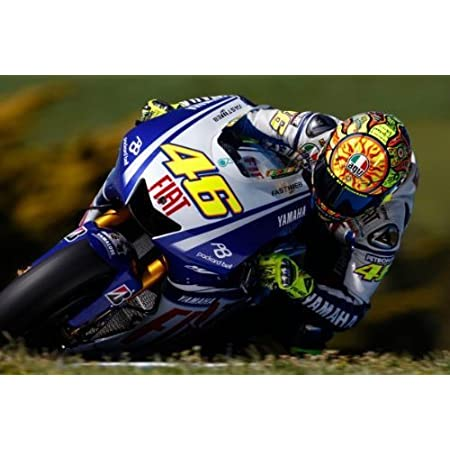 Valentino ROSSI  Best of Motorgp Canvas Print wall home Decor choose your size