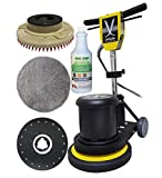 janilink Mini Buffer Polisher 12' for Countertops and Stairs