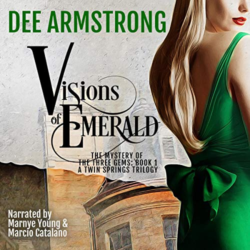 Visions of Emerald: A Twin Springs Trilogy audiobook cover art